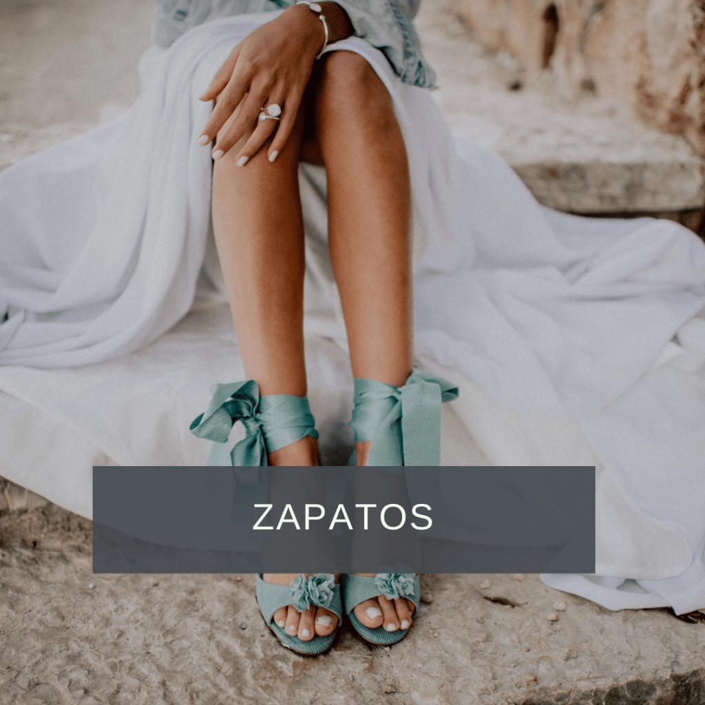 Zapatos de novia Lisa Lopez