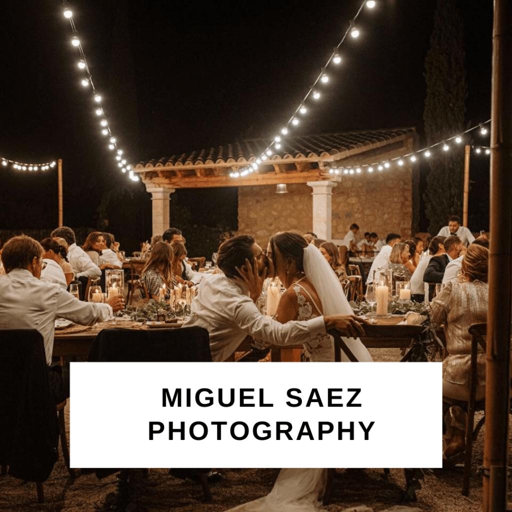 MIGUEL SAEZ PHOTOGRAPHY BODAS EN MALLORCA